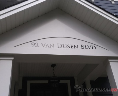 address-sign-etobicoke