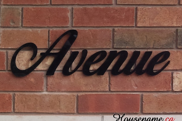 address-signs-for-houses-toronto