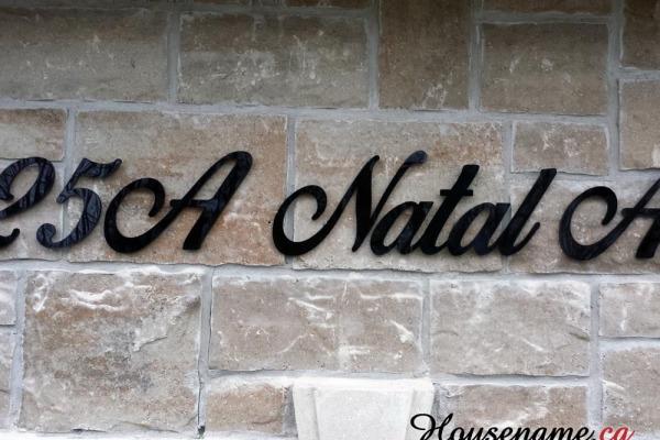 house-address-numbers-toronto