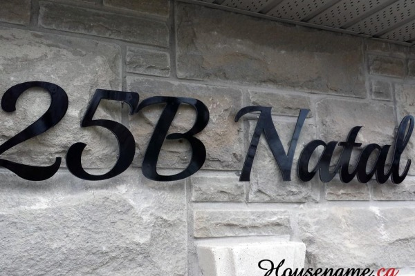 house-address-signs-toronto