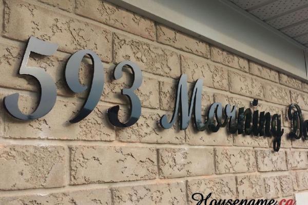 residential-3D-address-signs-oakville