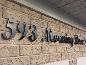 custom-address-signs
